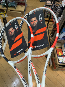 Babolat 「PURE STRIKE100・TEAM」 入荷しました!
